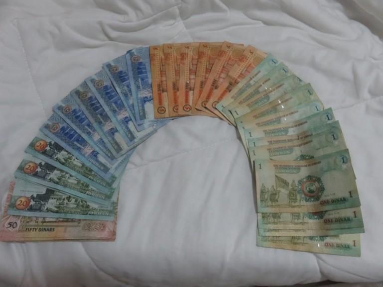 Money in Jordan