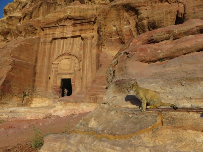 Petra is for many the number one reason to visit Jordan