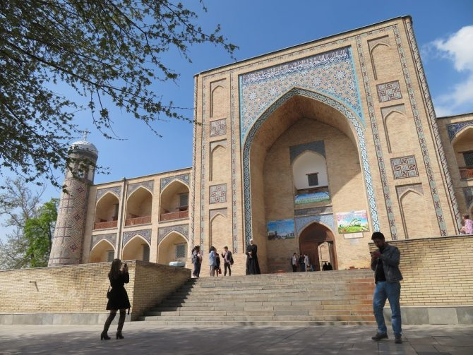 Places to visit in Uzbekistan: Asia's Silk Road jewel