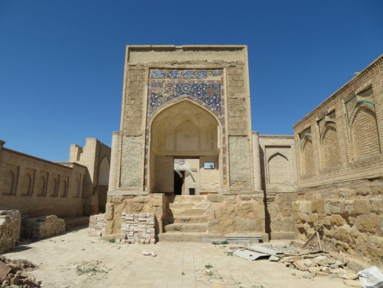 Chor Bakr in Bukhara Uzbekistan
