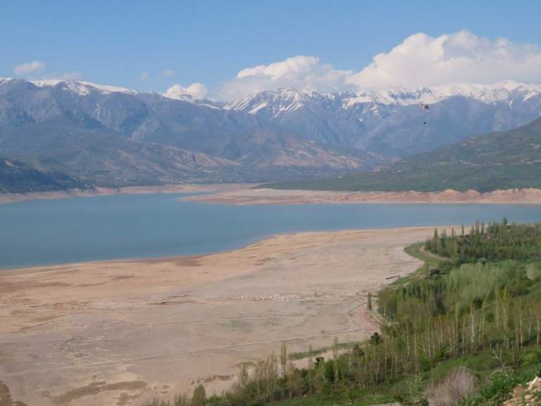 Chimgan mountains and Charvak lake: the perfect day trip from Tashkent