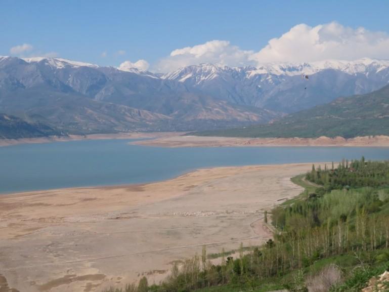 Chimgan mountains and Charvak lake: a day trip from Tashkent