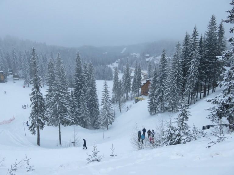 Jahorina in winter