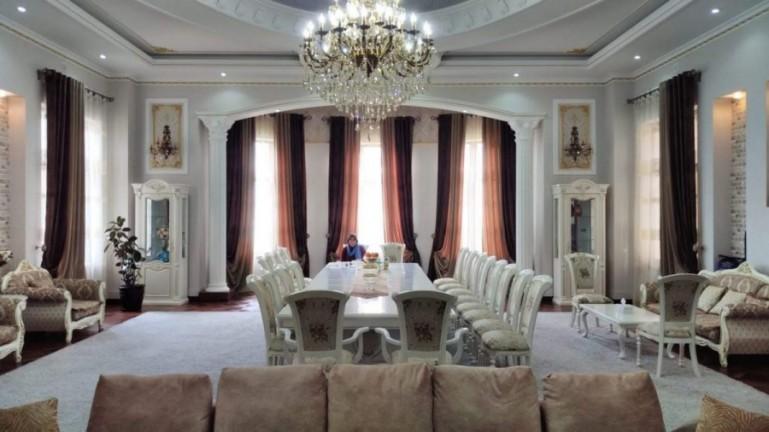guesthouse in margilon in the Fergana Valley in Uzbekistan