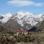 Iskanderkul lake and Sarytag Tajikistan: a travel guide