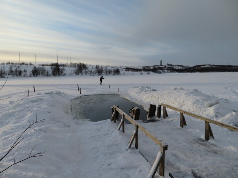 Lake Semyonovskoe