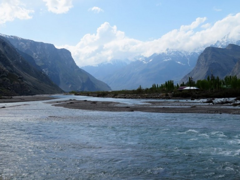The Bartang valley is among the top things to do in Tajikistan