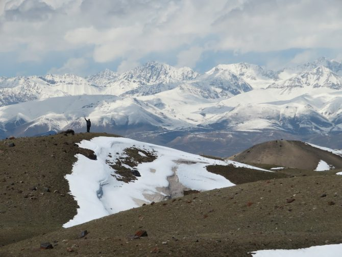 Sary Mogul Kyrgyzstan: a guide to the Alay mountains