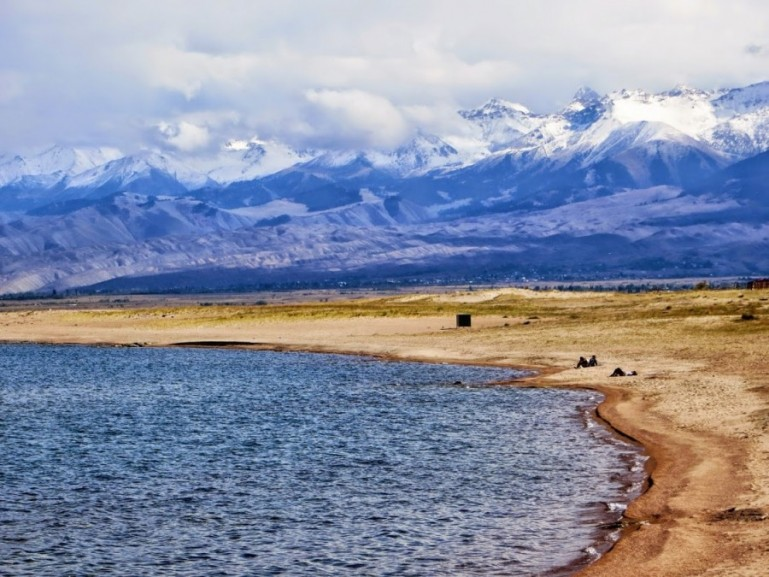 Tosor is one of the best places to visit in Kyrgyzstan to go to the beach