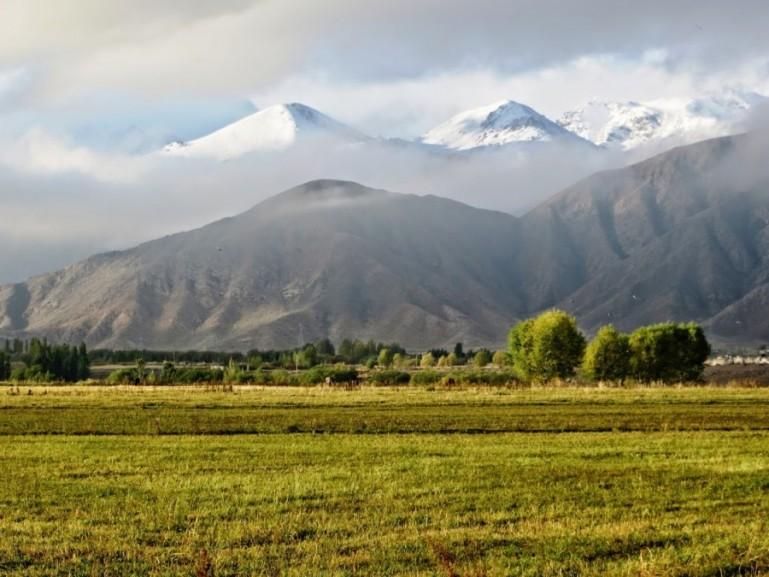 How to travel from Bishkek to Karakol in Kyrgyzstan