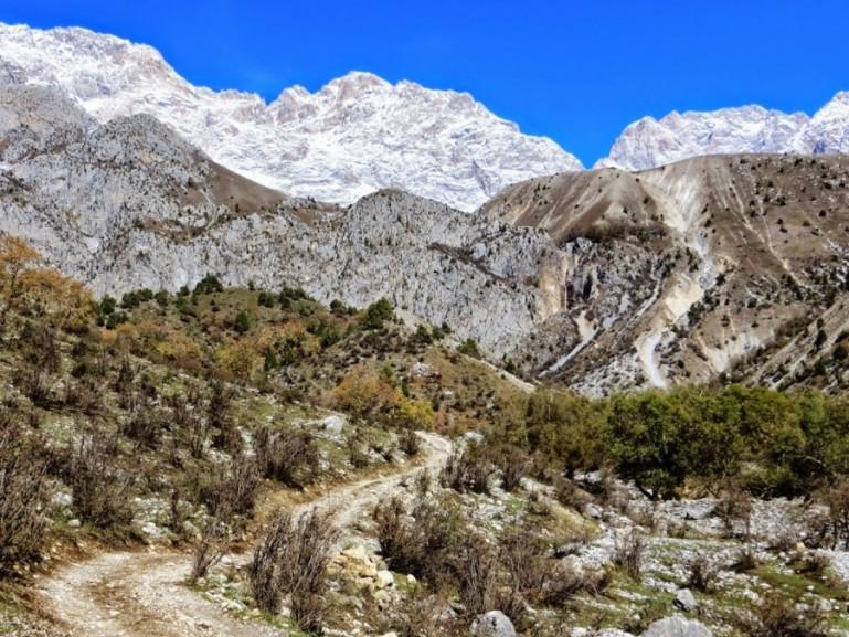 Arslanbob: the walnut forests of Kyrgyzstan
