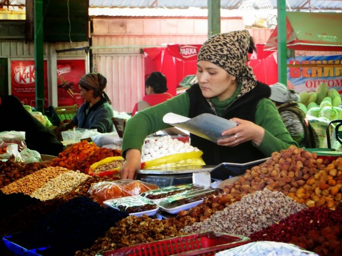 Kyrgyz food guide: what to eat in Kyrgyzstan
