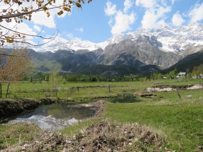 Arslanbob in Kyrgyzstan