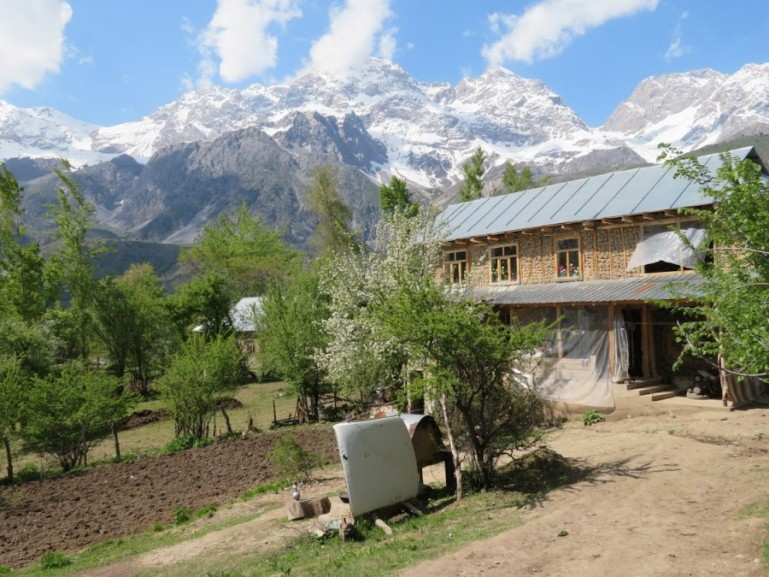 homestays in Arslanbob Kyrgyzstan