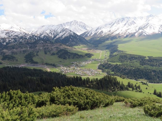Jyrgalan Kyrgyzstan: a quick travel guide