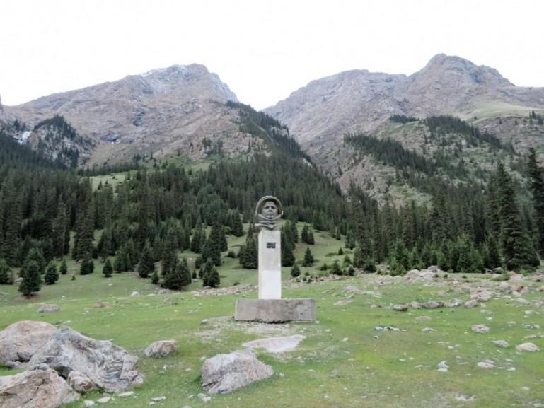 Barskoon valley Kyrgyzstan