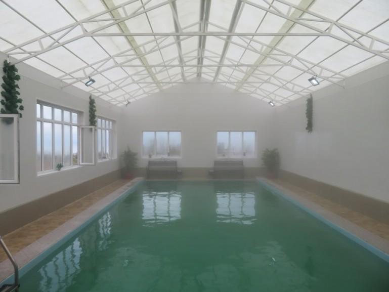Kadji Sai hot springs