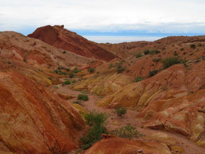 The Skazka Canyon in Kyrgyzstan: a travel guide