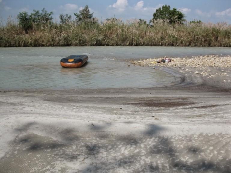 Rafting in Bardiya National Park