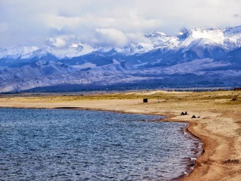 Tosor: Kyrgyzstan's stunning beach destination