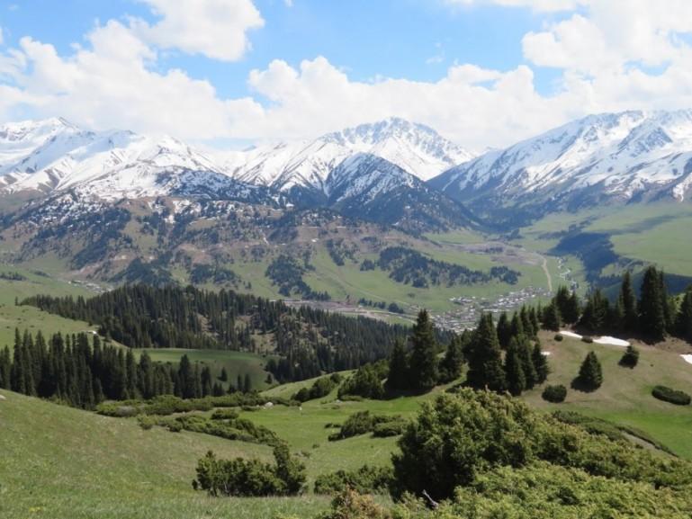 Jyrgalan Kyrgyzstan