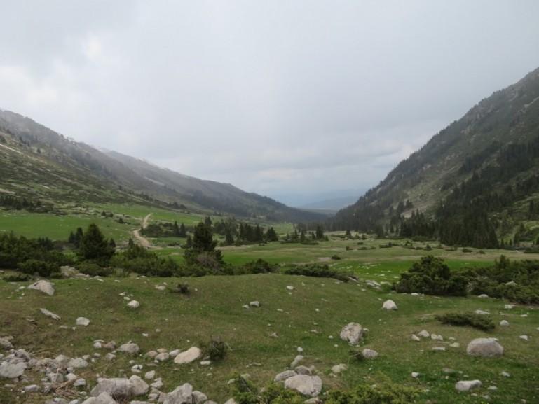 Eki Chat in Jyrgalan Kyrgyzstan