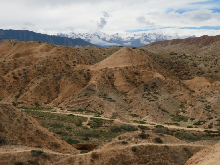 Manjyly Ata: the valley of sacred springs in Kyrgyzstan