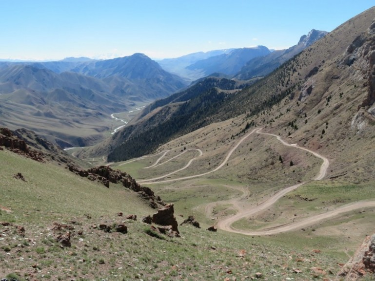Backpacking Kyrgyzstan: the ultimate travel guide