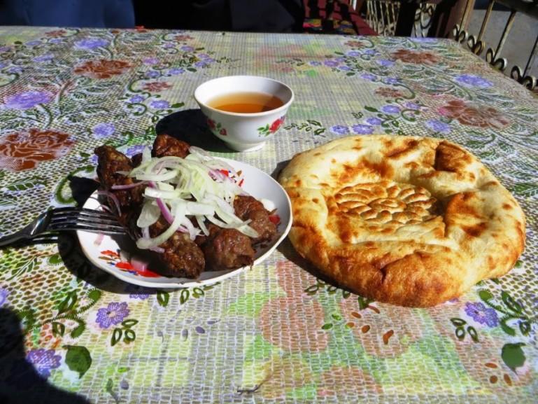 Mutton Kabob