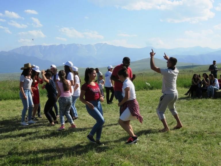 Tatev monastery is a highlight of Armenia