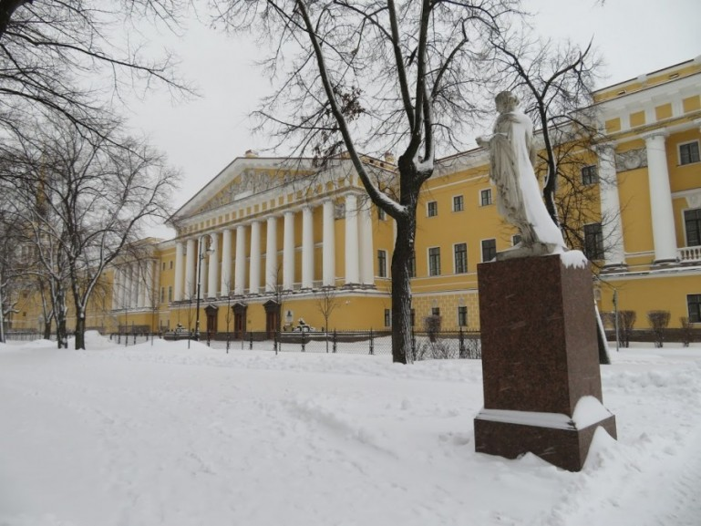 St Petersburg in winter: a travel guide