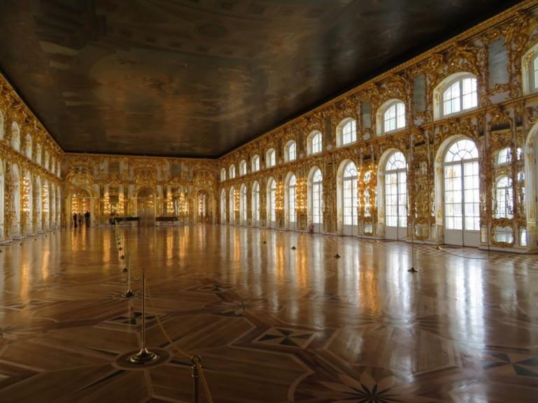 Tsarskoe Selo St Petersburg