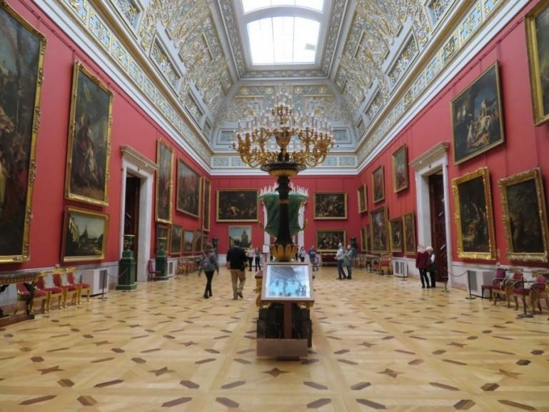 Hermitage St Petersburg