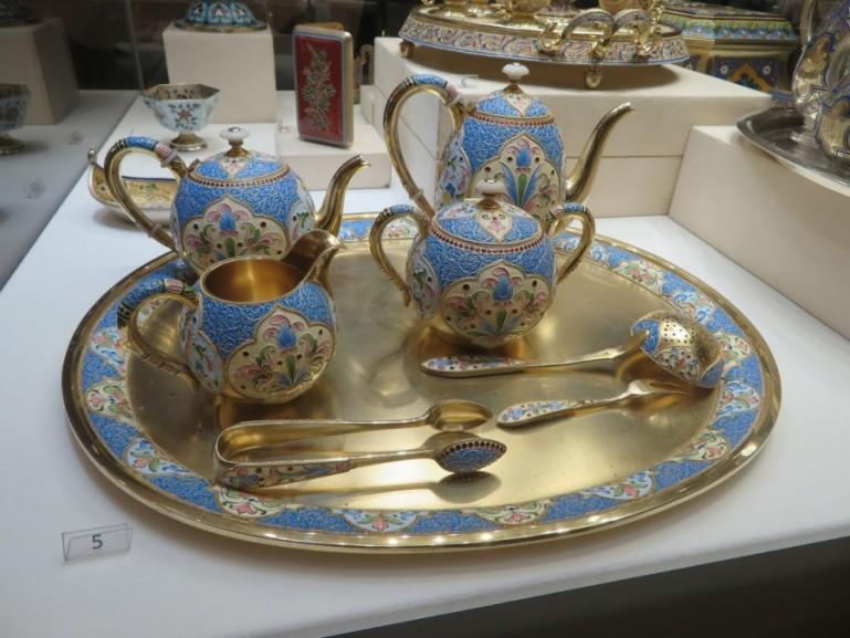 Faberge museum in St Petersburg