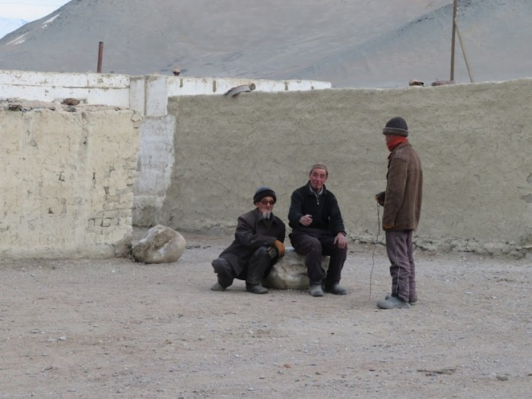 Kyrgyz people in Tajikistan