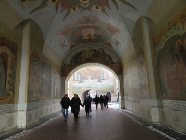 Holy trinity Lavra of St Sergius