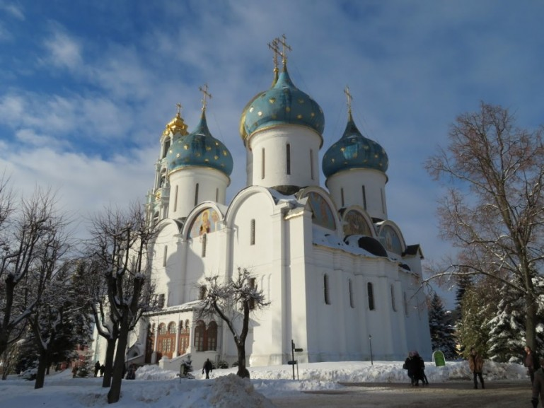 Moscow to Sergiev posad: a day trip guide