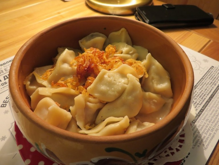 Cheap eats in Moscow: Russian food on a budget
