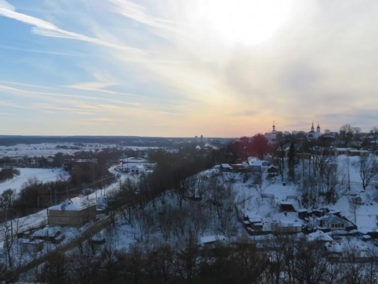Views from Vladimir Russia