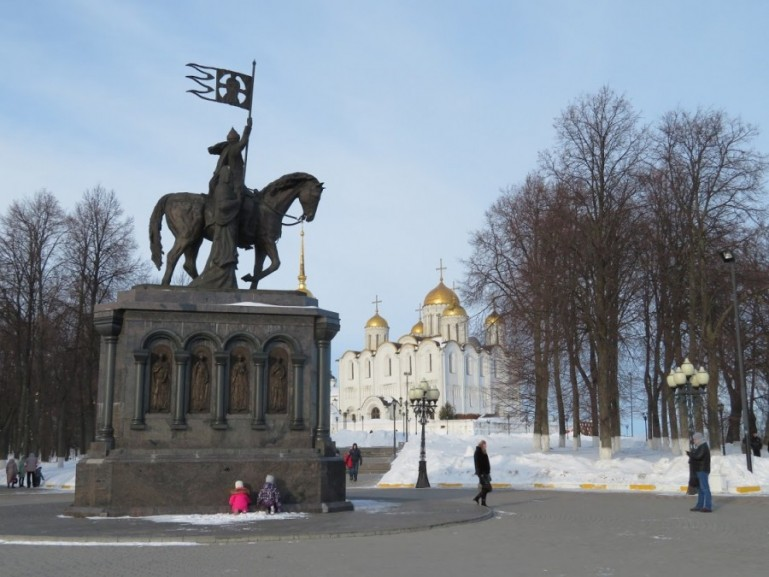 Moscow to Vladimir: a day trip guide