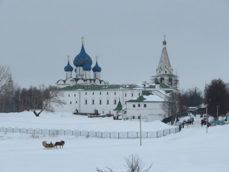 Moscow to Suzdal: a day trip guide