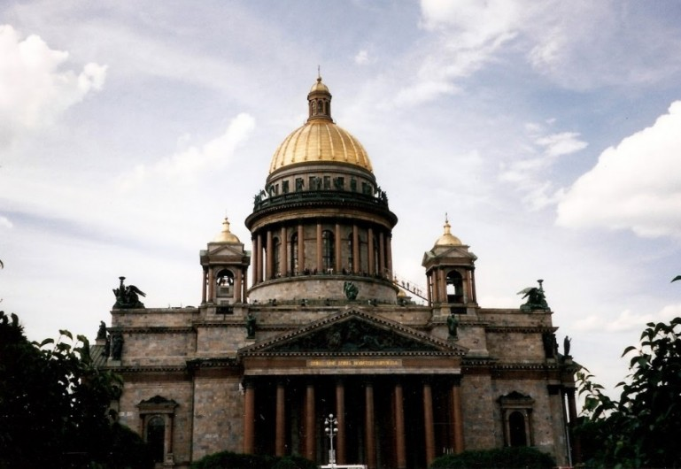 St Isaac Cathedral St Petersburg