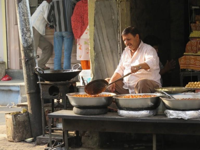 Udaipur bazaar
