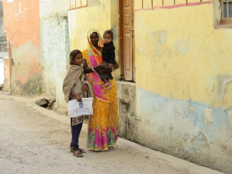 Delwara village in Rajasthan
