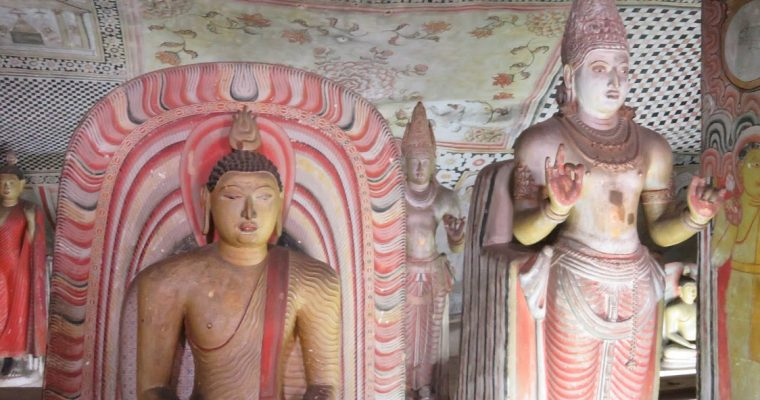 The cultural triangle of Sri Lanka: a 4 day itinerary
