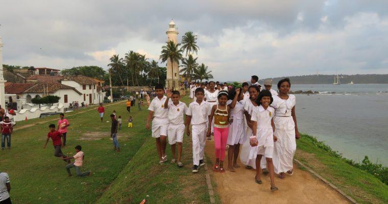 The Southern Coast of Sri Lanka: a travel guide