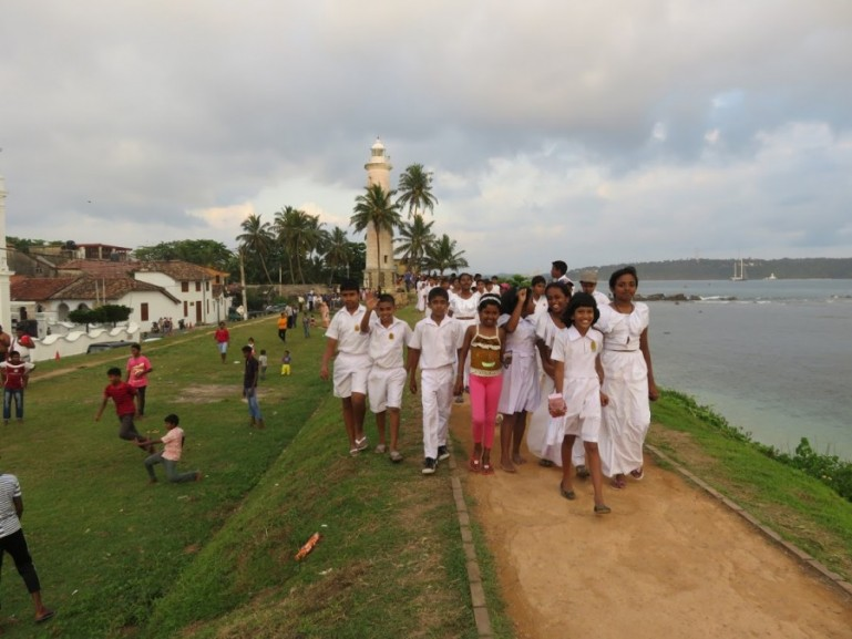 Galle is the most beautiful preserved colonial town on the Southern Coast of Sri Lanka