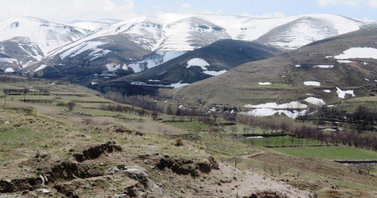 Turkey to Iran border crossing: Gurbulak Bazargan