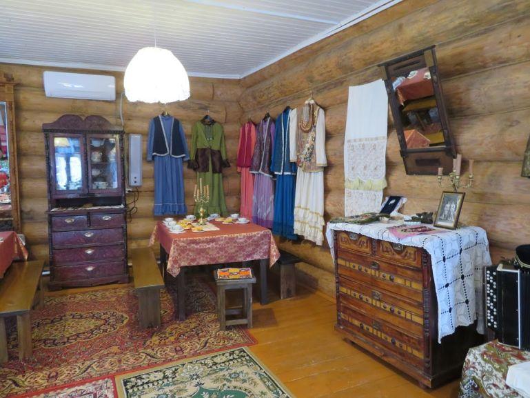 Chak chak museum in Kazan Russia