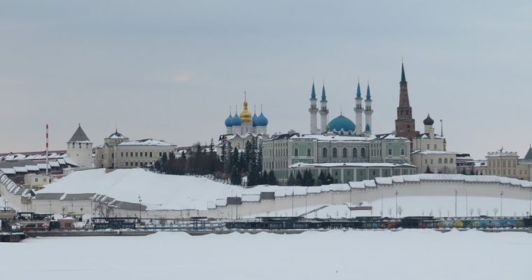 Kazan in winter: a travel guide